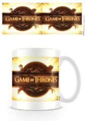 Merchandising GAME OF THRONES - Mug - 300 ml - Opening Logo