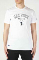 Marineblauwe New Era Team Apparel Classic Tee XXL Yankees