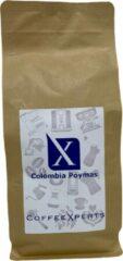 CofffeeXperts.eu Koffiebonen | Colombia Poymas |1000 gram | Barista | Filterkoffie | Espresso | Cappuccino | Specialty Coffee | CoffeeXperts