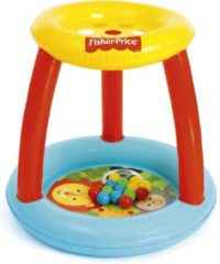 Bestway ballenbad - Fisher Price - model 93541 - incl. 15 ballen