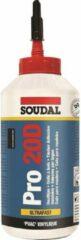 Witte Soudal - Houtlijm - snel - PRO 20D - 750 gr