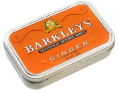 Barkleys Classic mints ginger 50 Gram
