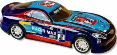Blauwe Gear2Play RC Racer Max Raceauto 1:18