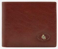 Castelijn & Beerens Gaucho Billfold 8 creditcards Cognac | 42 4288 CO