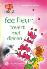 Roze Boek AVI E3 Fee Fleur Tovert Met Dieren Lerezen Lezen Met Kluitman