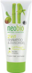 Neobio Douche & Shampoo 2 In 1 (200ml)