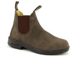 Bruine Boots en enkellaarsjes Kids Chelsea Boots by Blundstone