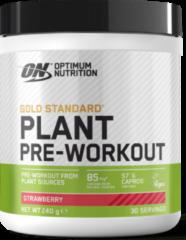 Brand Gold Standard Plant Pre Workout 240gr Strawberry