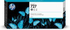 HP 727 grijze DesignJet inktcartridge, 300 ml