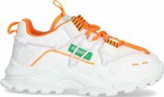 Benetton Meisjes Lage sneakers Flow - Wit - Maat 28