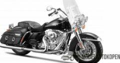Harley-Davidson Harley Davidson 2013 FLHRC Road King Classic (Zwart) 1/12 Maisto - Modelmotor - Schaal model - Model motor - harley davidson schaalmodel
