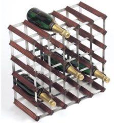 RTA Traditionelles Weinregal 30 Flaschen