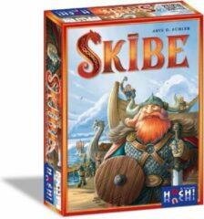 HUCH! SKIBE, Kaartspel NL/ FR/ DE / EN
