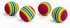 Pet Products Beeztees Speelmuis Zachte Speelgoedballetjes - de Luxe