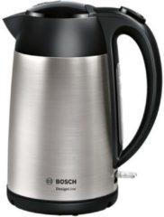 Roestvrijstalen Bosch TWK3P420 Waterkoker 1.7L 2400W RVS/Zwart
