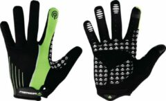 Merida Fietshandschoenen XS Met Touchscreen Zwart Groen
