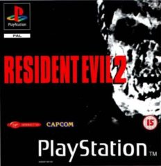 Playstation Resident Evil 2 (PS1)
