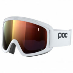 Witte POC Opsin Clarity Skibril - Hydrogen White/Spektris Orange Opsin Clarity
