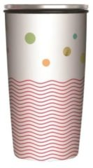 Chic.mic Drinkbeker Slidecup* Dots And Waves 700 Ml