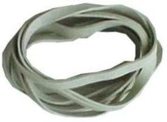 Grijze Campking Rubber Ring - 100 x 10 x 1,5 mm - 10 stuks