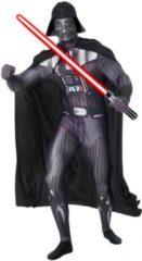 Zwarte Morphsuits™ Darth Vader Zapper - Verkleedkleding - 152/160 cm