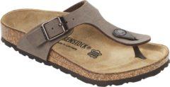 Bruine Birkenstock Slippers Kinderen Gizeh - 846133 Mocha