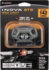 Nite Ize STS Bike Light-Charcoal - Hoofdlamp - Zwart met grijs