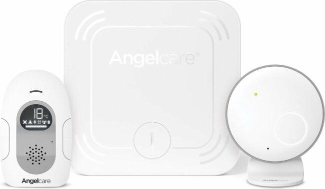 Afbeelding van Witte Angelcare Babyfoon -Bewegingsmelder - Monitor - AC127 - NEW