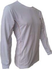 KWD Shirt Diablo lange mouw - Wit - Maat 164