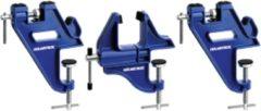 Blauwe Holmenkol ALL-IN-ONE 2.0 ski klem