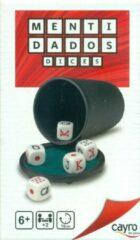 Zwarte Cayro Poker Leugenaar