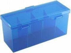 Blauwe Gamegenic Fourtress 320+ Blue