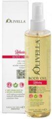 Olivella Bodyolie met veel olijfolie -Relaxing ( ontspannende massageolie ) 250ml