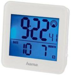 Hama Wekker radiogestuurd RC610 met LED licht wit