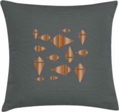TAK Design Kussen Copper Knite - Katoen - 45 x 45 cm