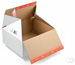Colompac verzenddoos CP155, ft 30,6 x 18,6 x 12,7 cm, bruin