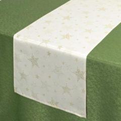 Tischläufer Weihnachten gold, 40 x 140 cm, 2er Set
