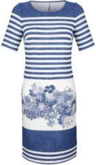 Kleid AMY VERMONT Blau/Weiß