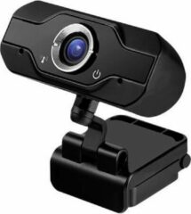 Zwarte Merkloos CE Webcam Full HD 1080P