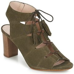 Groene Sandalen Betty London EVENE