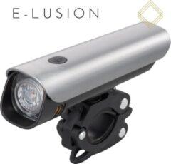Zilveren E-lusion D- oplaadbaar