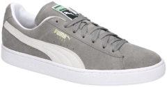 Grigio Puma suede classic + 066