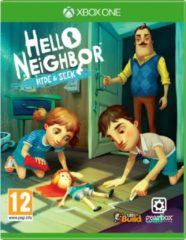 Gearbox Publishing Hello Neighbor: Hide & Seek - Xbox One
