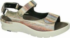 Wolky -Dames - multicolor - sandalen - maat 37