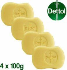 Dettol Anti Bacterieel Handzeep - 4 x 100 gr