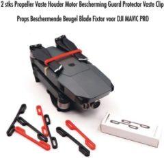 Merkloos / Sans marque Propeller Blade Vaste Beugel houder DJI Mavic 2 Pro Zoom