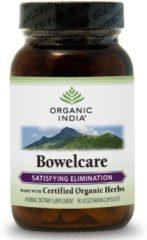 Biologische BowelCare (90 Vega Capsules) - Organic India