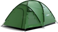 Husky Familietent Bigless 5 Persoons 420 Cm Polyester - Groen - 5 Persoons