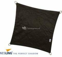 Zwarte Schaduwdoek - Nesling - Coolfit - Zwart - Vierkant - 5 x 5 x 5 x 5 m