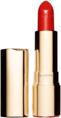 Vochtinbrengende Lippenstift Joli Rouge Clarins 741 - red orange 3,5 g